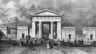 Euston Station 1851